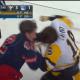 Pittsburgh Penguins Sam Lafferty fight
