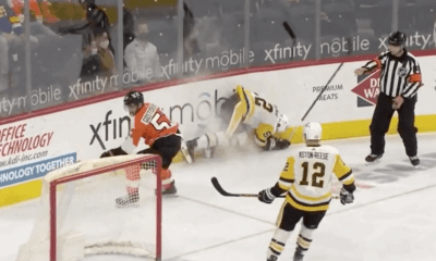 Pittsburgh Penguins, Mark Friedman, Shayne Gostisbehere, NHL department of player safety