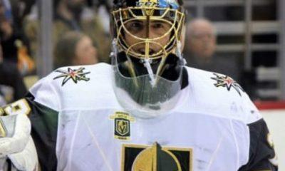 Pittsburgh Penguins Vegas Golden Knights Marc-Andre Fleury