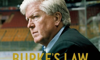 Pittsburgh Penguins Brian Burke