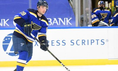 Penguins trade, St. Louis Blues Vince Dunn