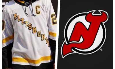 Pittsburgh Penguins game New Jersey Devils