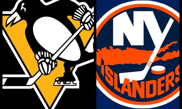 PIttsburgh Penguins, Round One, NHL Playoffs, New York Islanders