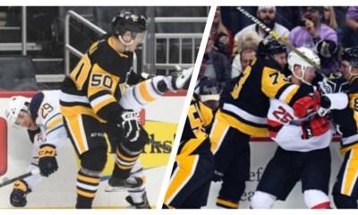 Pittsburgh Penguins Juuso Riikola, Jack Johnson