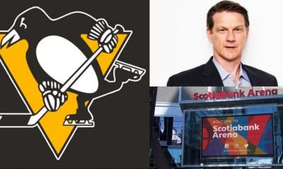 Pittsburgh Penguins Rob Simpson, Scotiabank Arena