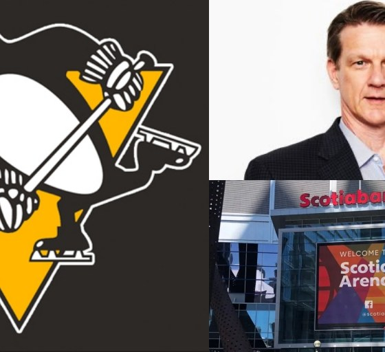 Pittsburgh Penguins Rob Simpson, Scotiabank Arena