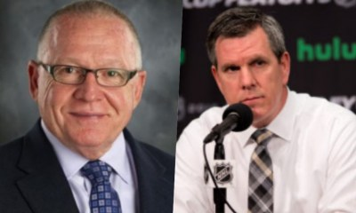 Pittsburgh Penguins Jim Rutherford, Mike Sullivan