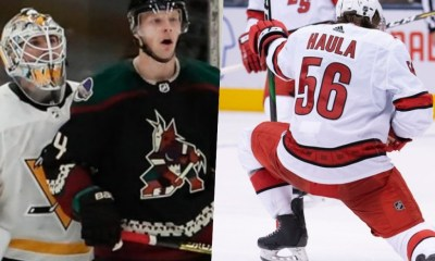 Pittsburgh Penguins, NHL Free agents, Erik Haula, Carl Soderberg