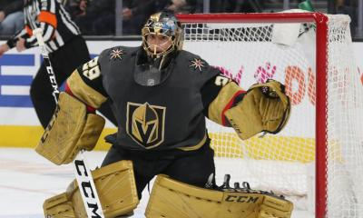 Pittsburgh Penguins, Vegas Golden Knights Marc-Andre Fleury