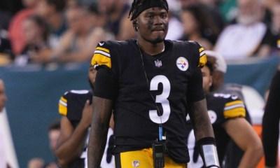 Pittsburgh Steelers bets, Dwayne Haskins