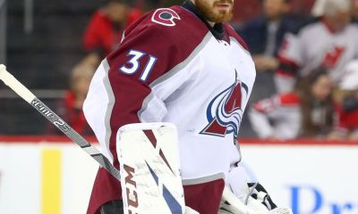 NHL Trade Rumors Colorado Avalanche Philip Grubauer