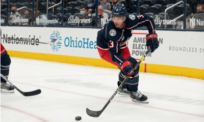 NHL trade, Seth Jones