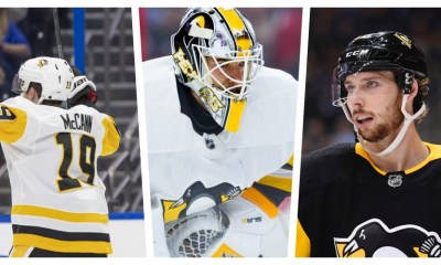 Pittsburgh Penguins RFAs Jared McCann, Matt Murray, Marcus Pettersson are the Pittsburgh Penguins Salary Cap Crunch