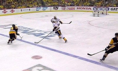 Pittsburgh Penguins, NHL off-side rule change