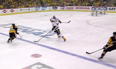 Pittsburgh Penguins, NHL off-side rule change