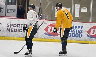 Pittsburgh Penguins, Brian Boyle, Mike Matheson