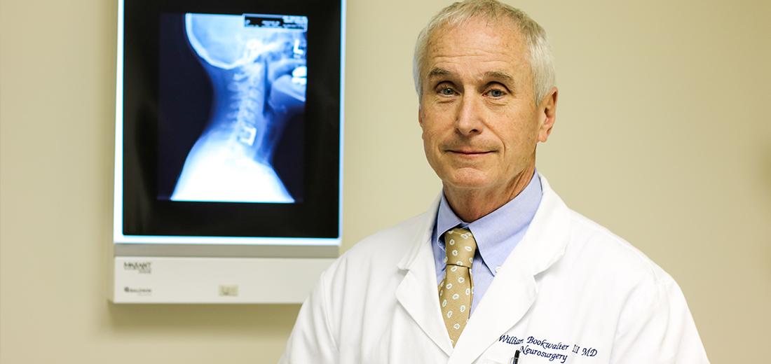 Dr  William Bookwalter - Neurosurgeon - Pittsburgh