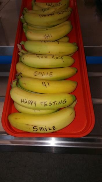 Brain Power Encouragement for breakfast at Mifflin K-8!
