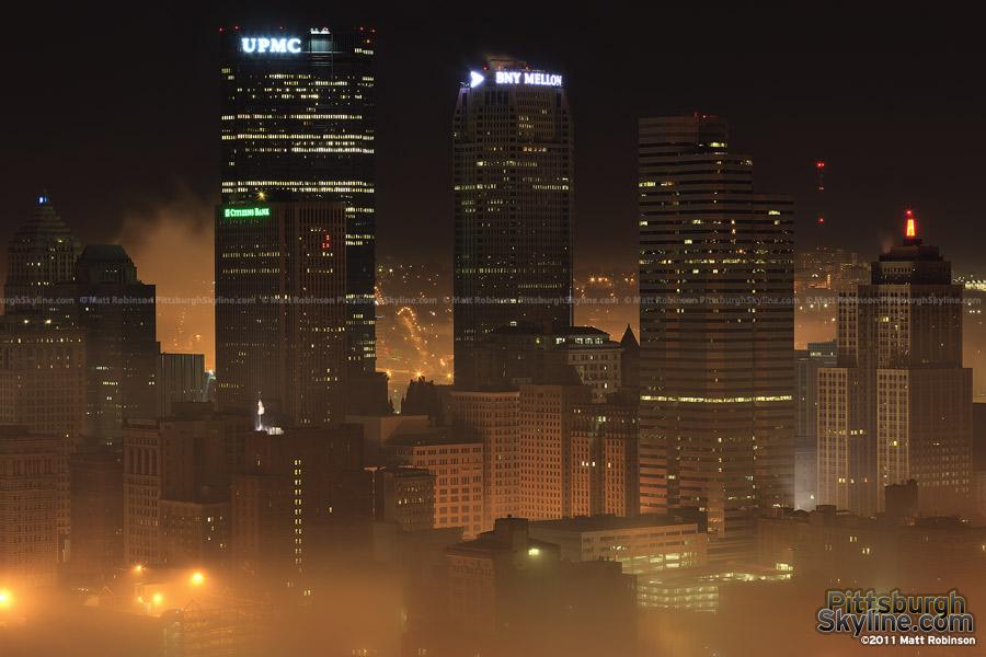 Menacing Steel City