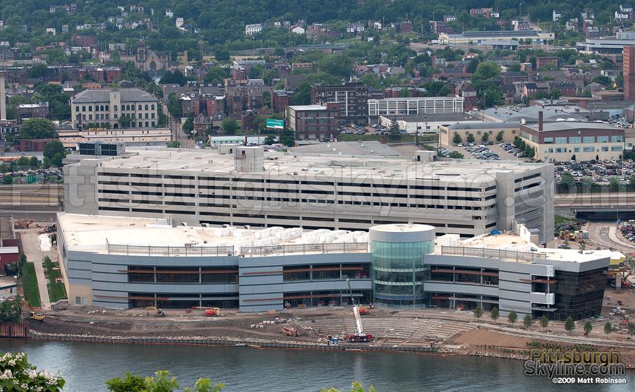 The new Pittsburgh Casino