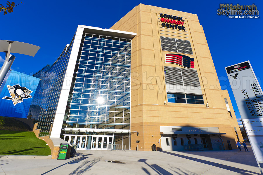The New Consol Enery Center