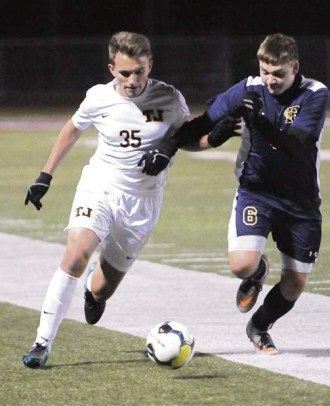 Thomas Jefferson kept their win streak going by beating Ringgold 1-0. (Photo courtesy Pittsburgh Tribune Review)