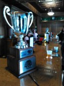 Turnpike Cup Makes Its Debut in Highmark Stadium Pub (March 2015)