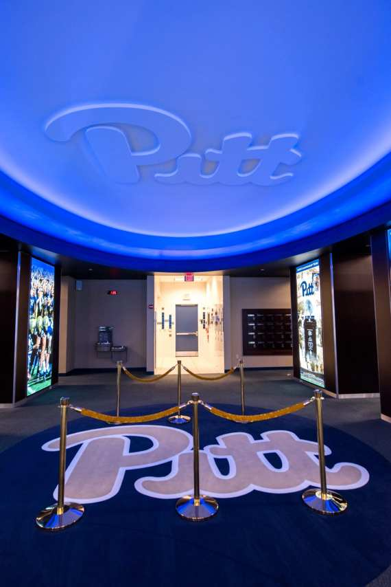 Pitt Facilities - 40 (Photo credit: Dave DiCello)