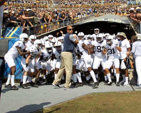 Penn State (Photo credit: David Hague)