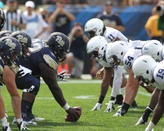 Pitt vs PSU September 10, 2016 (Photo credit: David Hague)