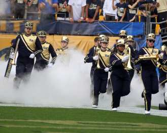 Pitt Band September 2, 2017 -- David Hague
