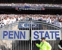 Penn State September 9, 2017 -- David Hague