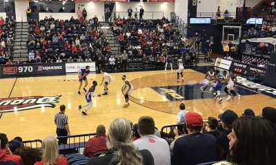 Duquesne versus St. Francis Brooklyn