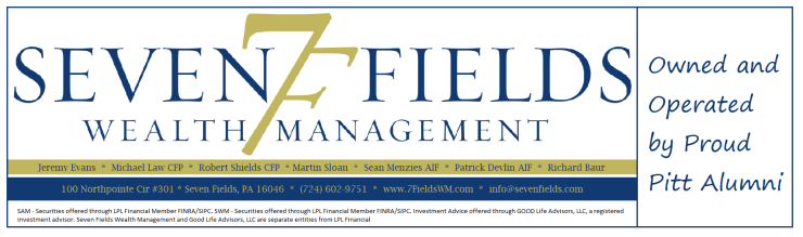 Pitt gameday coverage on PSN is sponsored by 7 Fields Wealth Management
