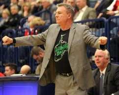 Marshall Coach Dan D' Antoni December 5, 2018 -- David Hague/PSN