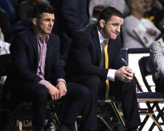 Head Coach Keith Gavin December 15, 2018 -- David Hague/PSN