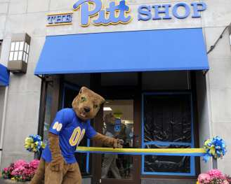 The Pitt Shop April 7, 2019 -- David Hague/PSN