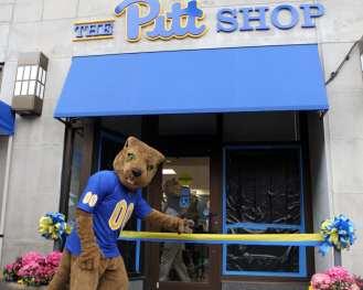 The Pitt Shop April 7, 2019 -- David Hague/PSN