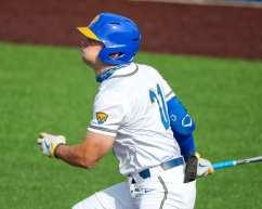 Kyle Hess (21) Pitt Baseball April 17, 2021 Photo by David Hague/PSN