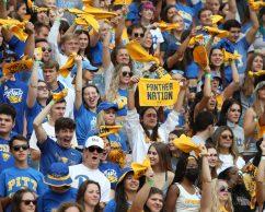 Pitt Student Section - September 25, 2021 David Hague/PSN