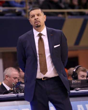 Head Coach Jeff Capel January 9, 2019 -- David Hague/PSN