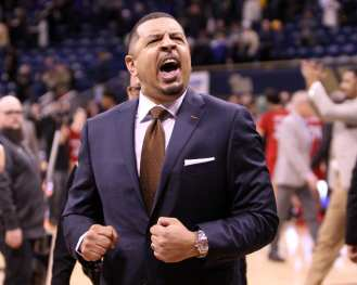 Head Coach Jeff Capel January 9, 2010 -- David Hague/PSN