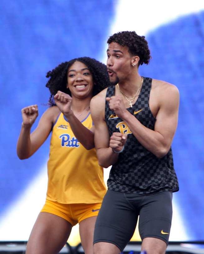 Track and Field April 7, 2019 -- David Hague/PSN