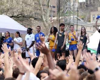 Pitt new jerseys April 7, 2019 -- David Hague/PSN