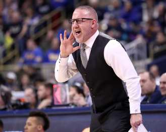 Buzz Williams February 16, 2019 -- David Hague/PSN