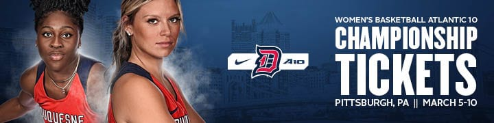 Duquesne Women's Basketball