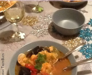 Christmas Eve Cioppino 2012