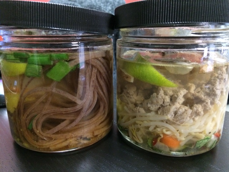 Just Add Water, Instant Vietnamese Pho