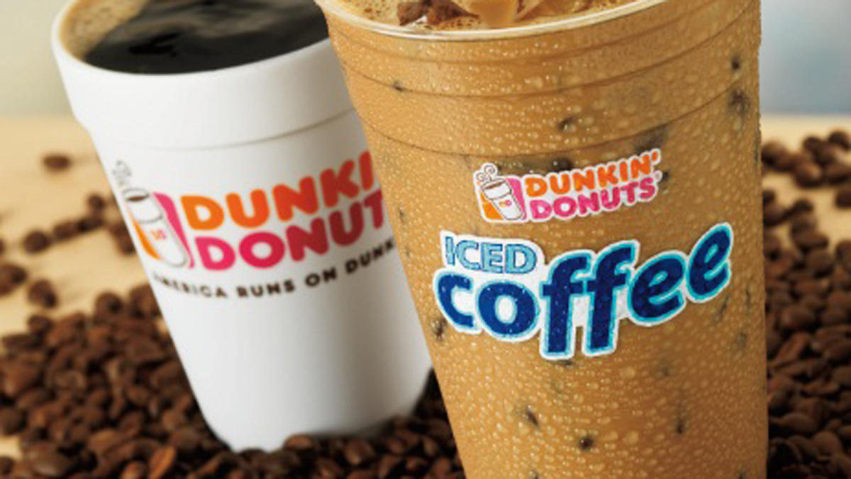 Dunkin Donuts 87 Cent Coffee