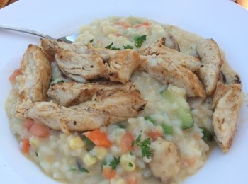 Jersey Risotto